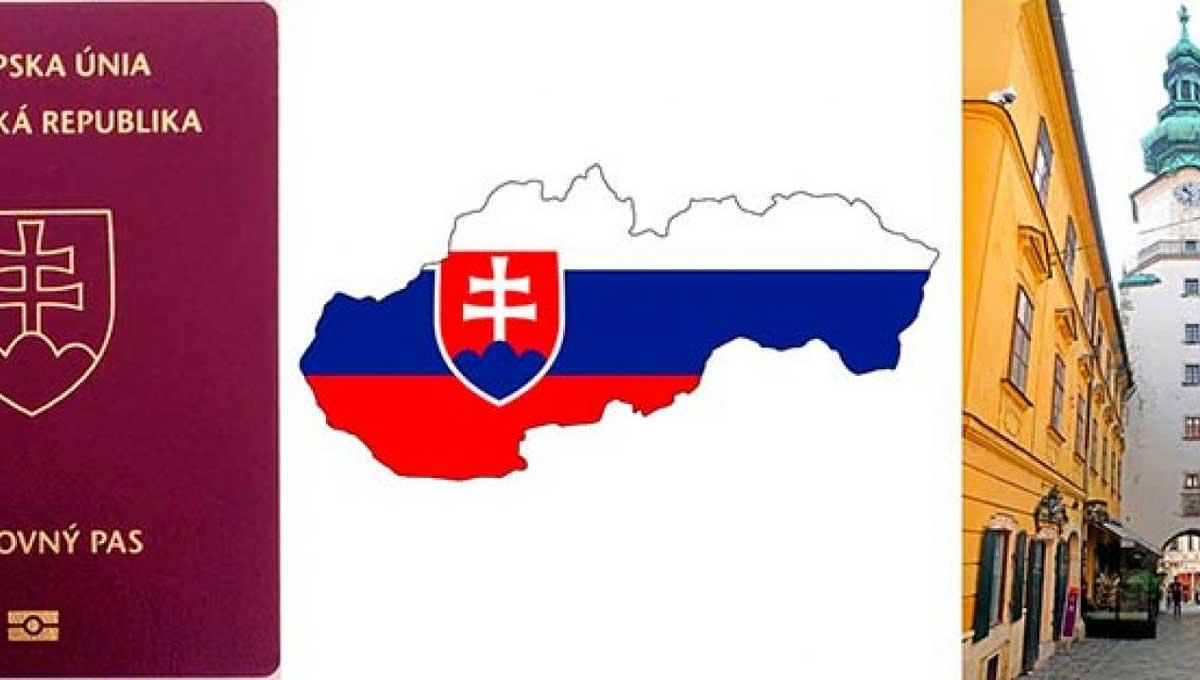 Заявление о выдаче временного ВНЖ Словакии в 2021