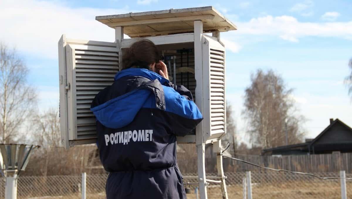 Рекордную температурную аномалию зафиксировали в России