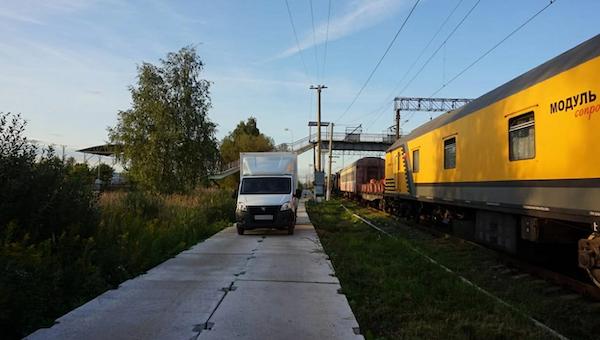 В Серпухове задержали машиниста поезда и его помощника