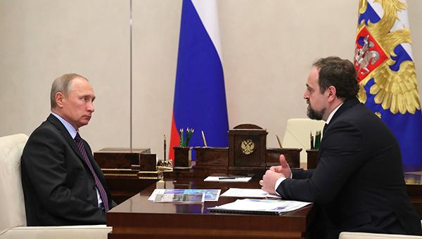Путин обратил внимание на свалку «Лесная»?
