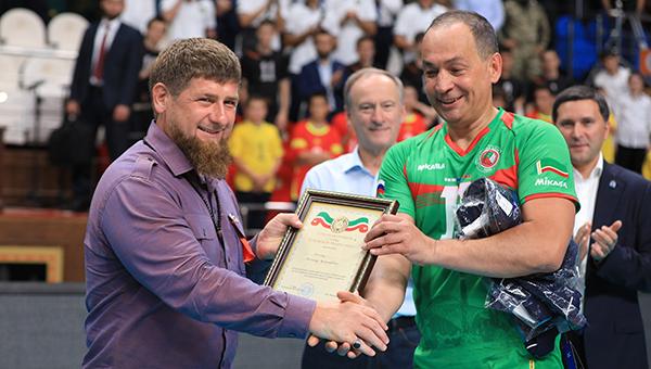 За что Кадыров поблагодарил Шестуна?