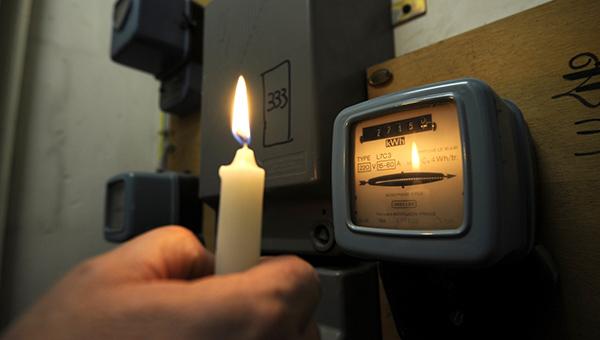 Где отключат электричество 25 сентября?