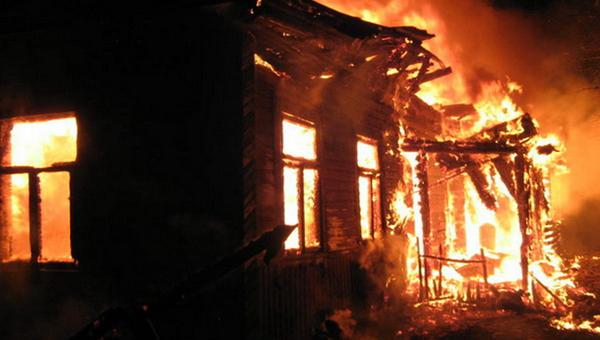 Жители Протвино лишились дома
