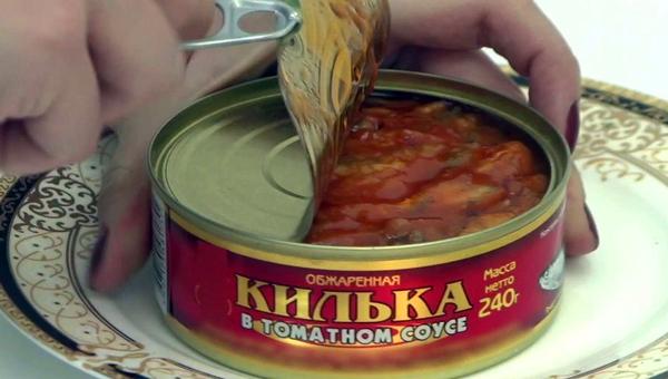 Серпуховичи массово скупают рыбные консервы