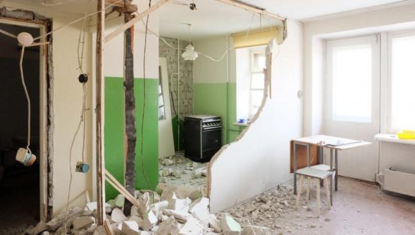 Жительница Серпухова наказана за самовольную перепланировку в квартире