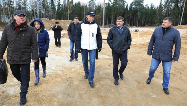 В Оболенске откроется новый производственный комплекс