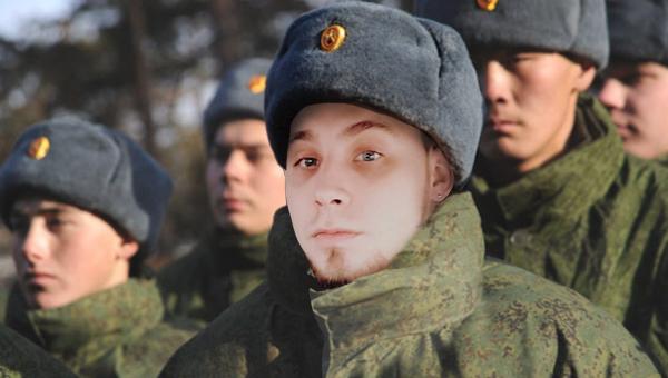 Жариков отправил Данилюка в армию