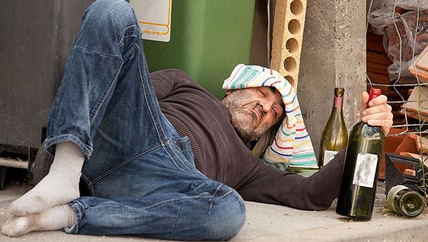 В Серпухове сотрудник винно-водочного магазина «погорел» на работе