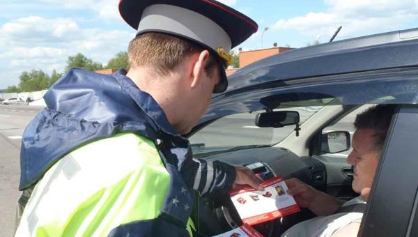 Водителей наказывали за несоблюдение правил перевозки детей