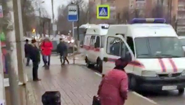 Бомба в аптеке?