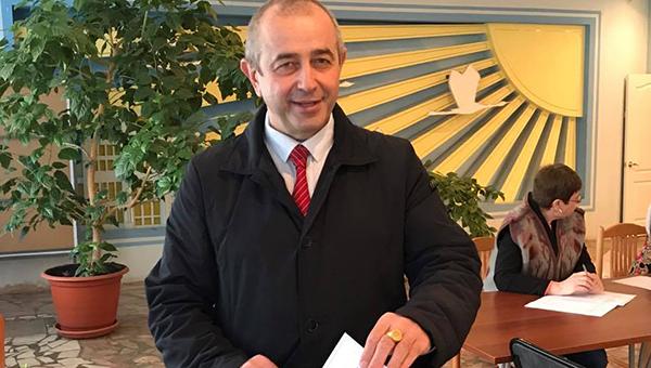 Прошлый руководитель Чеховского района Слободин стал депутатом вместо Дижура