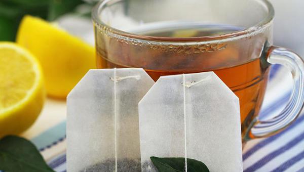чай в красивых пакетиках