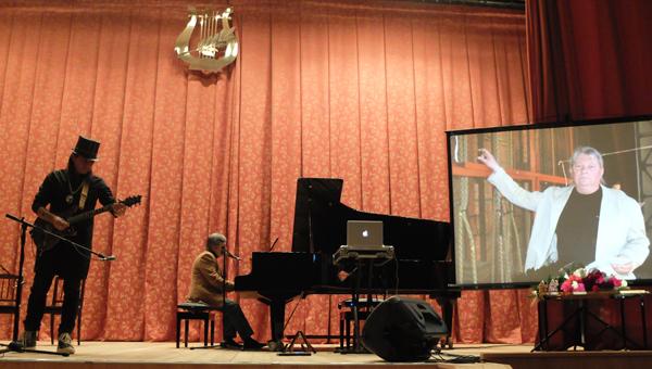 Концерт памяти талантливого гитариста и композитора Николая Зябликова прошел в Протвино