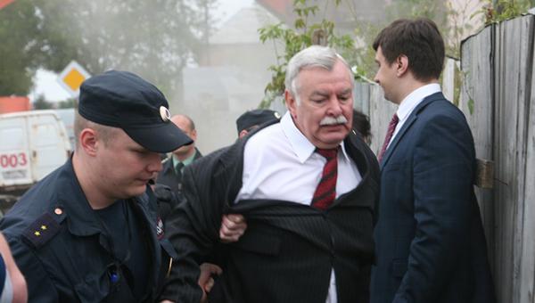 Жадность VS Жадность: городские власти довели бизнесмена Кирницкого до безумия