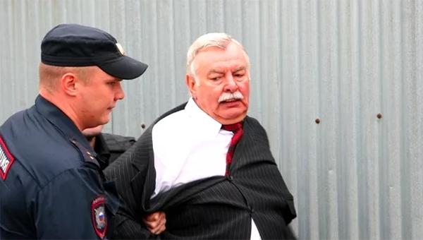 В Серпухове арестован Владимир Кирницкий