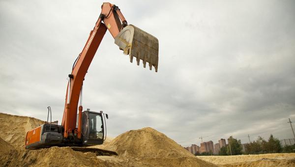 В акватории Оки выявлена незаконная добыча песка