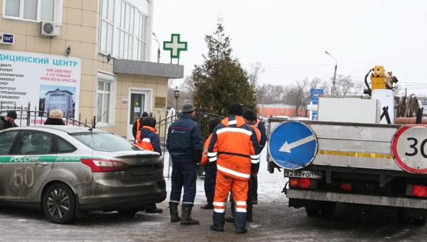 В Серпухове чиновники пускают под снос действующий Медцентр из-за несговорчивости его владельца