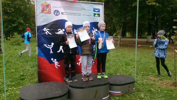 Спортивные выходные у лыжников Серпуховского района
