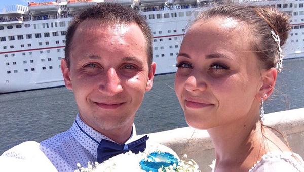 Пара из Подмосковья поженилась на Кубе, несмотря на ураган «Ирма»