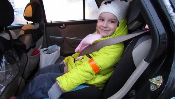Водителей с детьми ждет тотальный контроль в январе