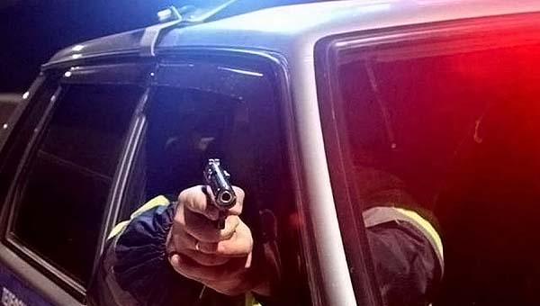 Автоугонщиков задержали в лучших традициях боевиков – со стрельбой и погонями