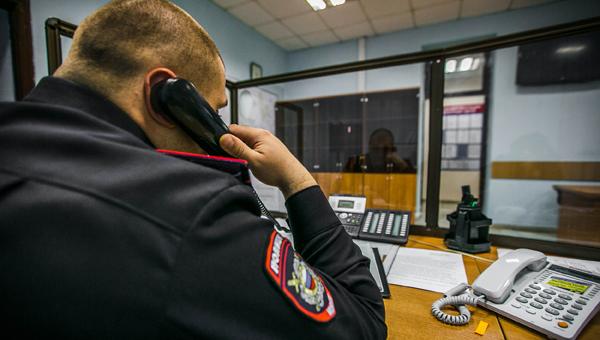 Серпухович заявил в полицию о пропаже своего приятеля
