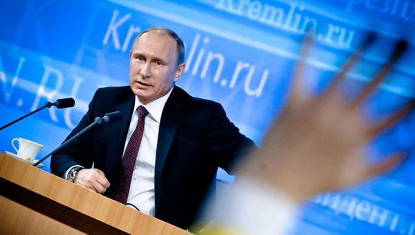 Путин рассказал, как будет развиваться сфера обращения с отходами