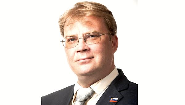 Депутат рассказал о встрече с Коганом и предложил начать строить в Серпухове онкоцентр