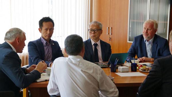 Процесс ускорят японские специалисты
