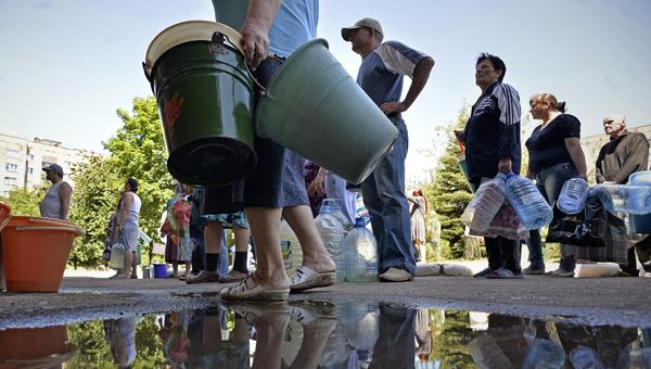 Жители Серпуховского района могут остаться без воды с 1 июля