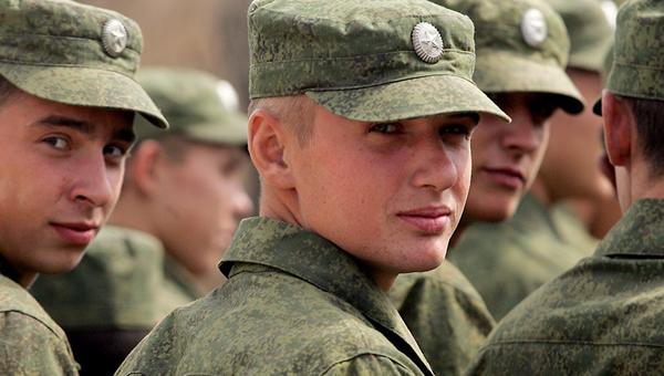 Мечтали в армию? Идите!