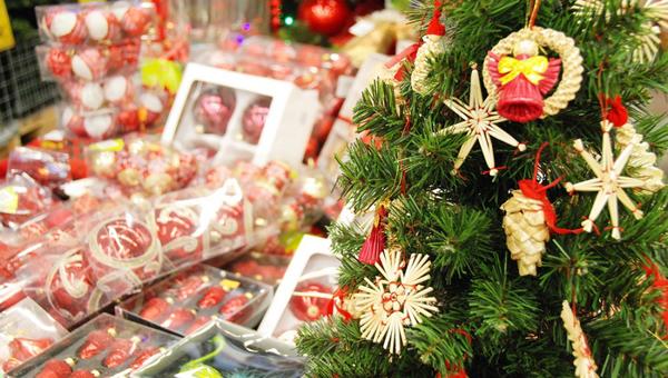 Зимняя ярмарка мастеров поможет выбрать подарки любимым к Новому году