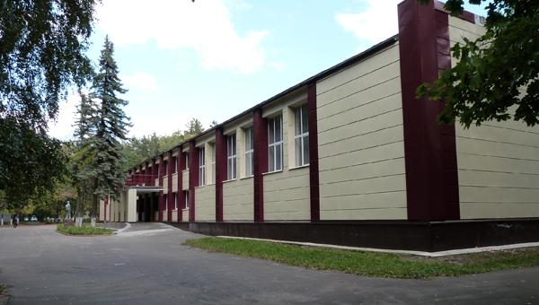 В протвинских лицеях фасады подкачали