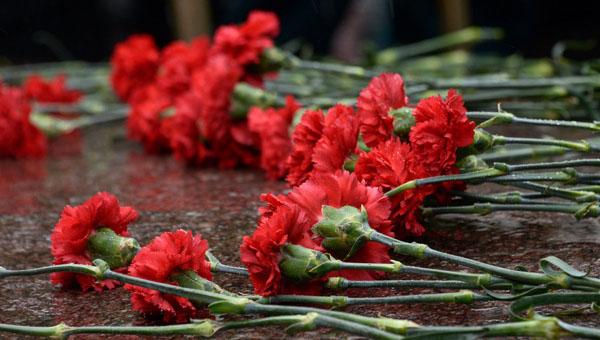 В память о погибших студентах