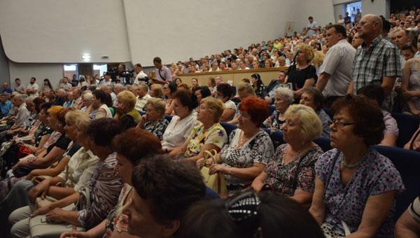 Протвинцев приглашают на встречу с представителями мэрии