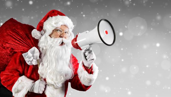 Провести митинг в Серпуховском районе помешал... Дед Мороз