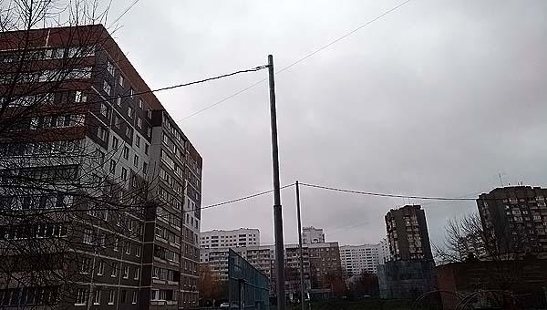 Улицы забытых фонарей появились в Серпухове