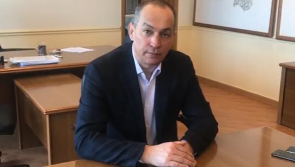 Александр Шестун дал интервью YouTube-каналу «Рупор Москвы»