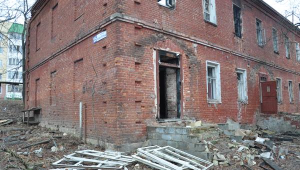Переутомился, что ли, Серпухов в вопросе сноса зданий?