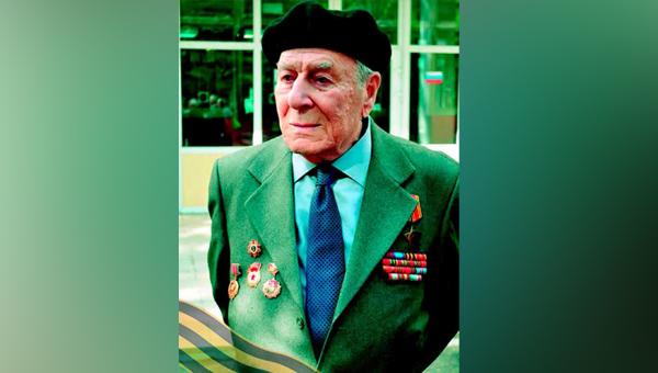 8 августа на 95-м году ушел из жизни Артамонов Николай Андреевич