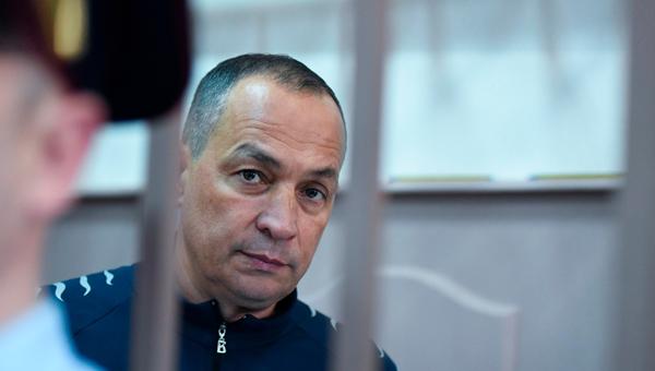 О чем говорил генерал-майор Мороз с арестованным Шестуном?