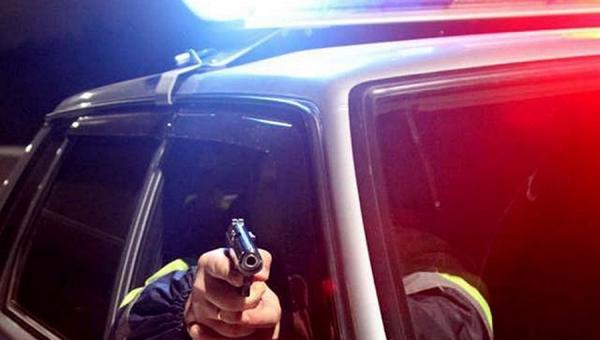 В Подмосковье мужчина угнал автомобиль и протаранил на нем три машины полиции