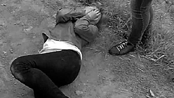 Опасный Оболенск. Ночью жестоко избили женщину