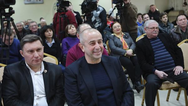 Власти ввели режимЧС намусорном полигоне вВолоколамском районе Подмосковья