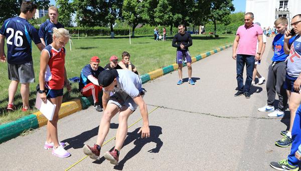 В Серпуховском районе прошли «Сельские игры»