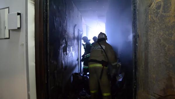 В Подмосковье произошел взрыв в жилом доме