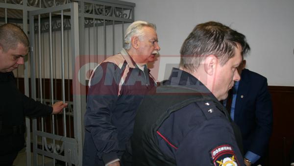 Кирницкий предстал перед судом по уголовным делам