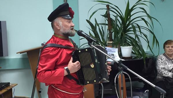 В Серпуховском районе посоревнуются гармонисты