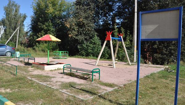 В Серпухове дети и маргиналы делят общую территорию