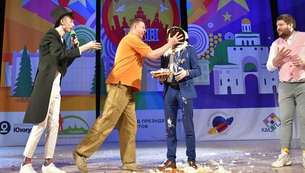 Серпуховские КВНщики шокировали публику «тонким» юмором